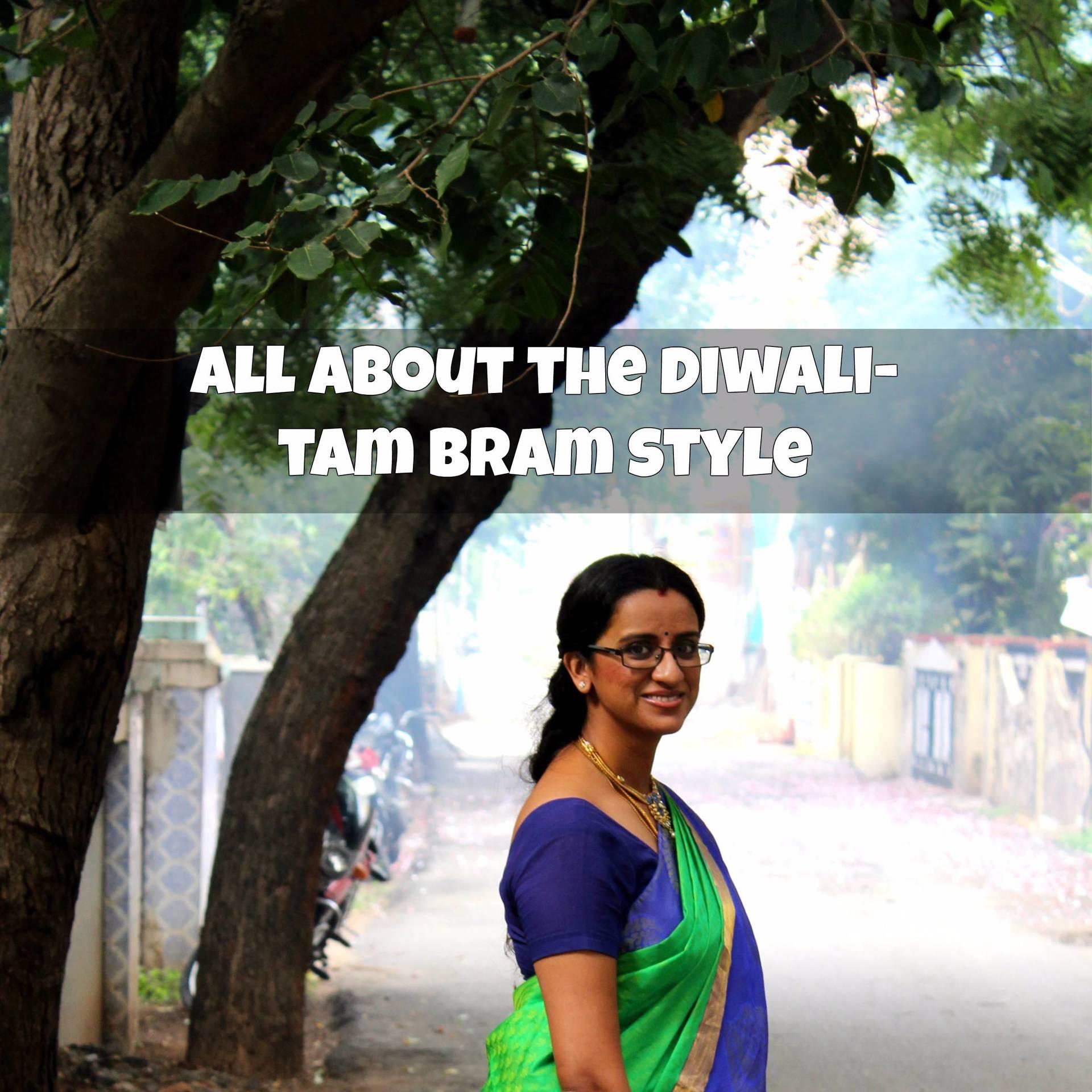 Thalai Deepavali- A Tam Bram Affair  image