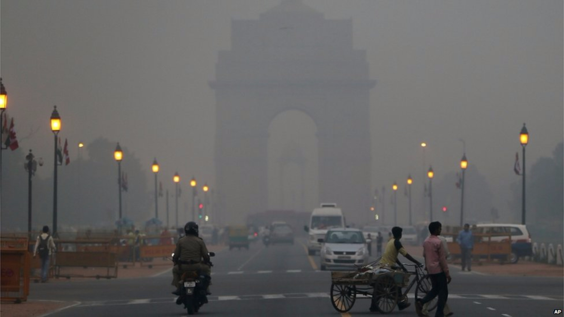 Delhi Pollution Level: Hypocrisy image