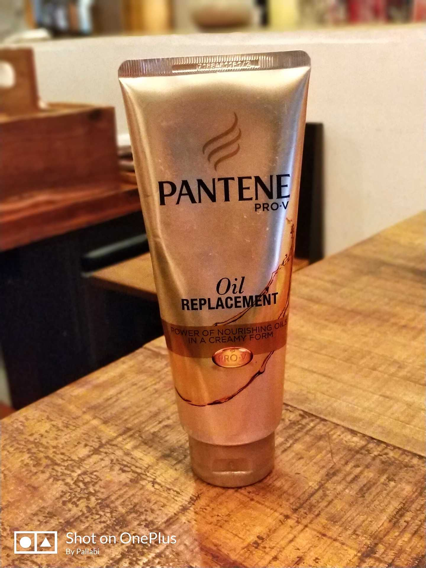 All about the new Pantene Oil Replacement  image