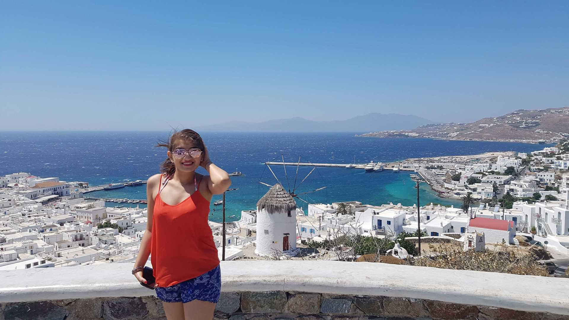EUROPE TRIP PART 2: MYKONOS, GREECE image