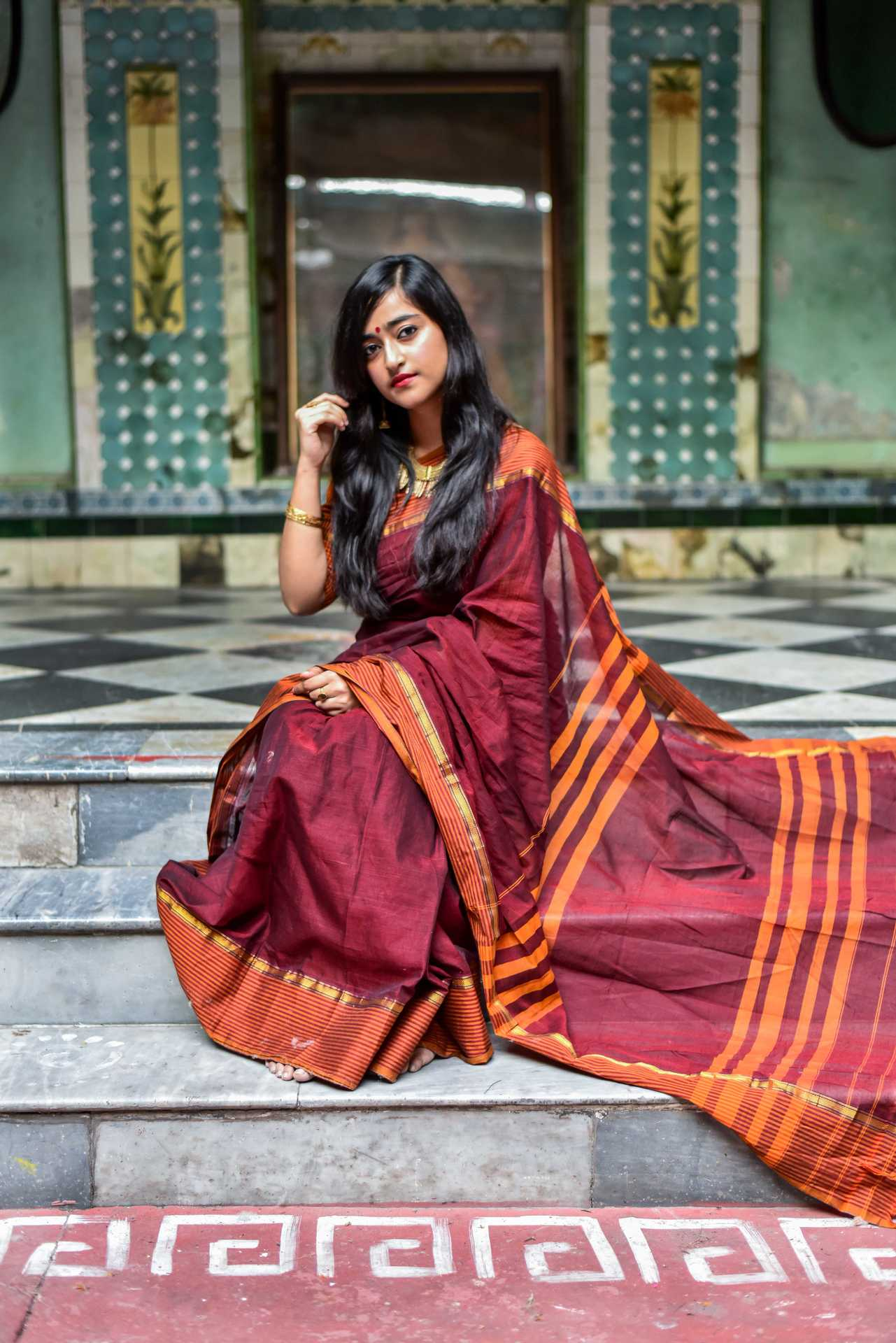 The Saree Talk ~ Featuring Unnati Silks image
