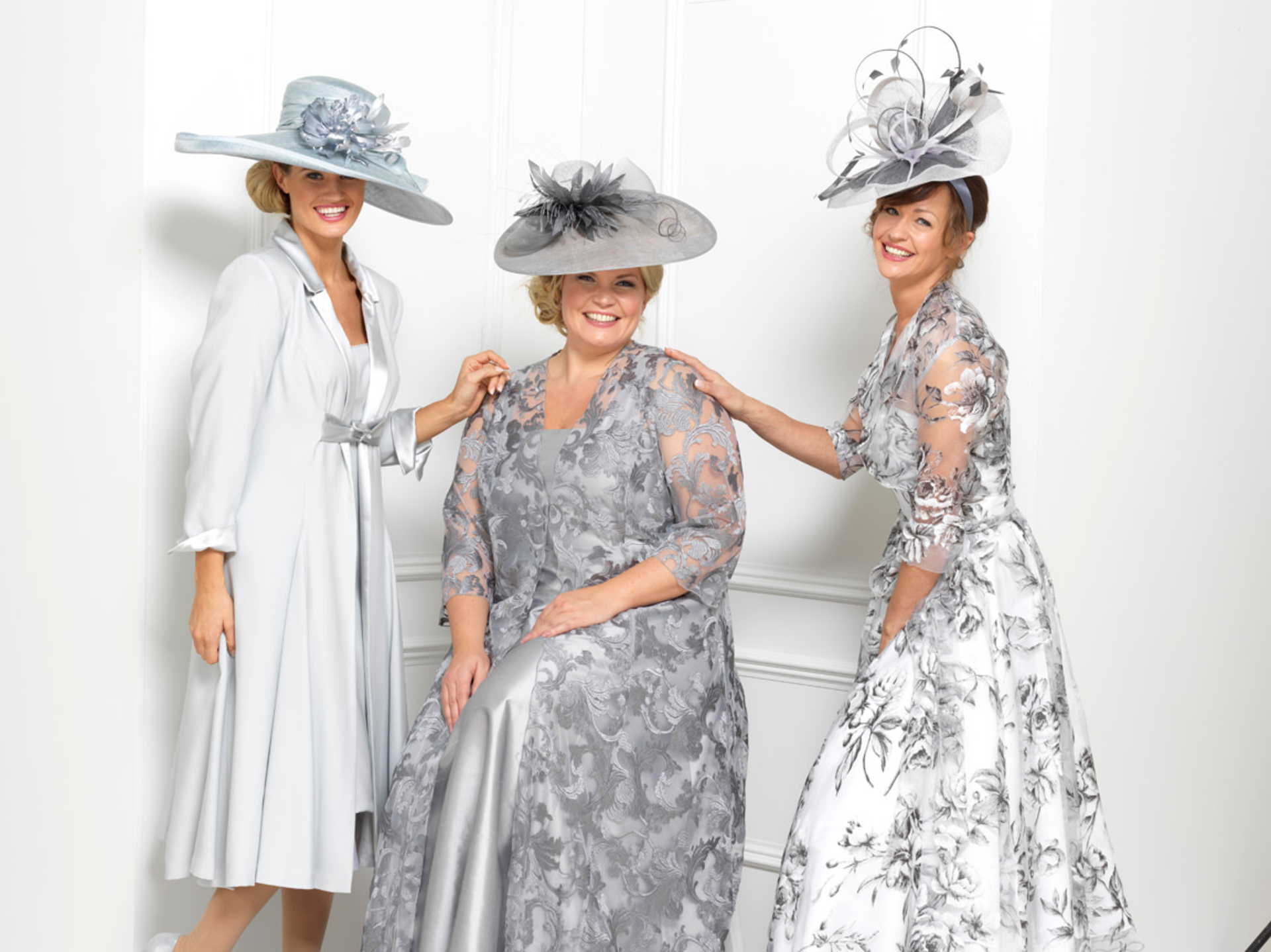 Royal Dressing for Mother of the Brides image