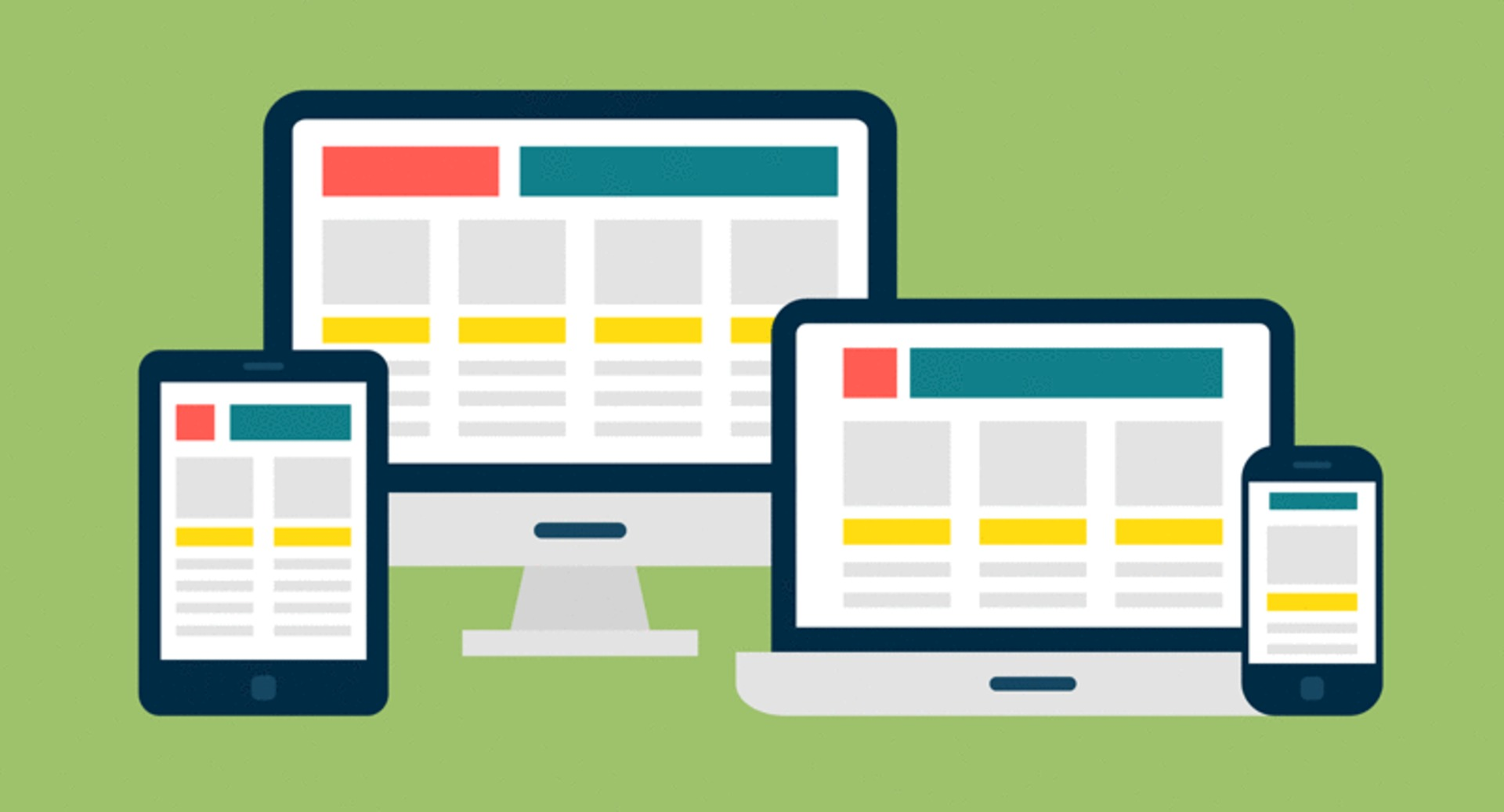 Benefits of Responsive Web Design image