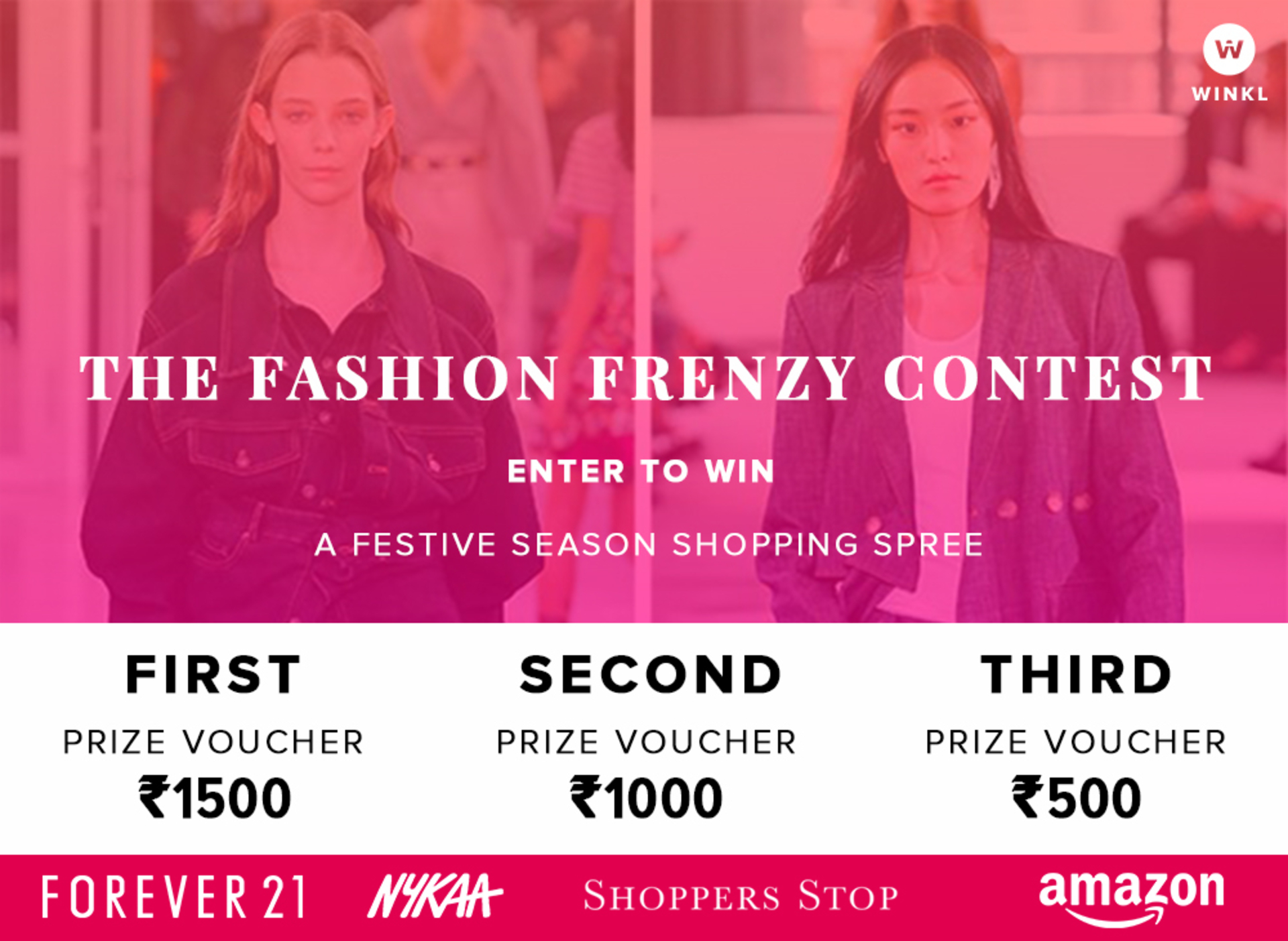 The Fashion Frenzy Contest image