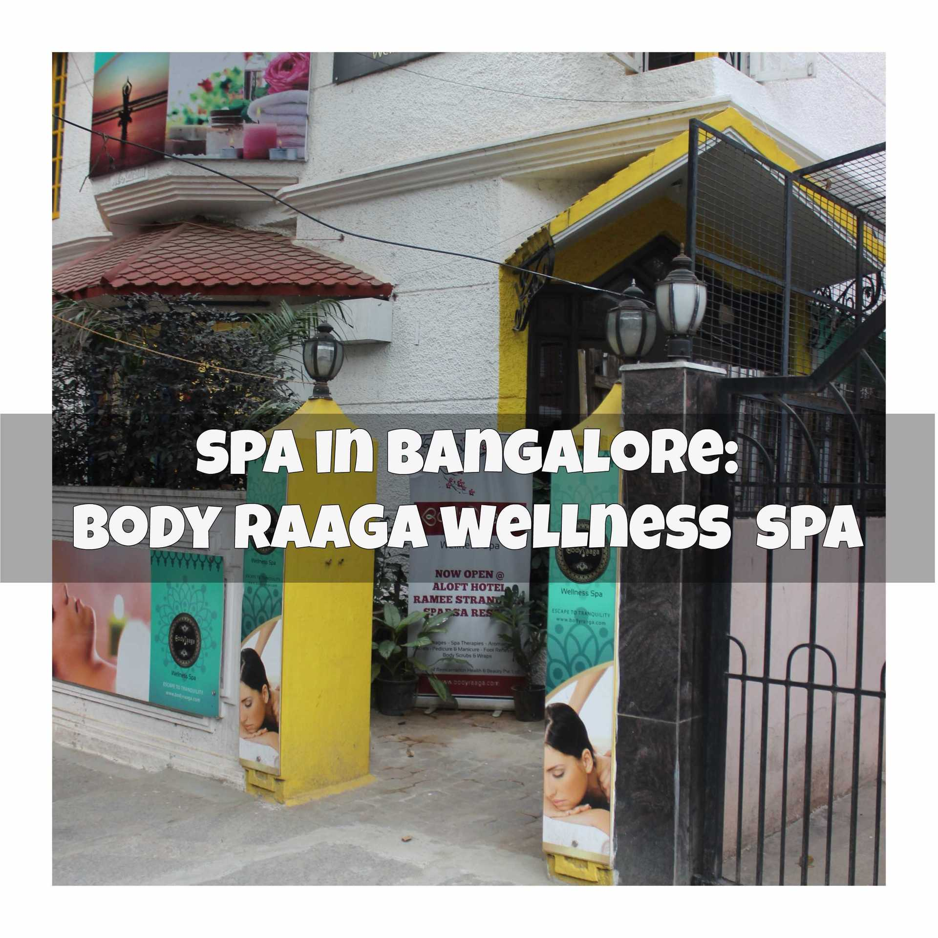 SPA EXPERIENCE: Body Raaga Spa, Bangalore image