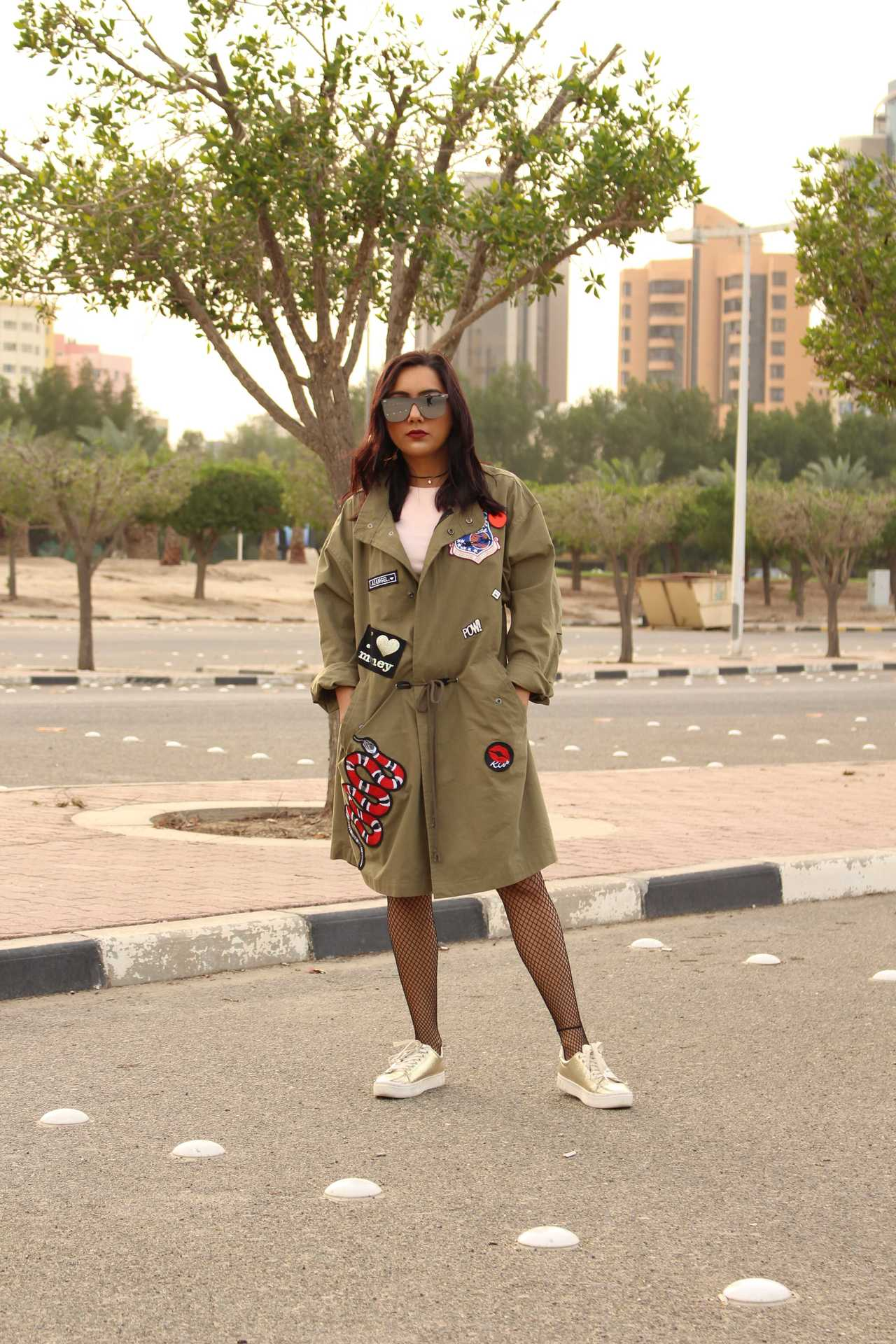 Military Jacket: Classic Trend image