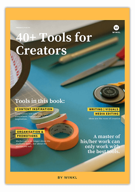 Tools Ebook