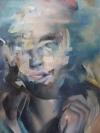 Work in progress by Artist Kirstine Reiner Hansen