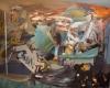 Work in progress by Artist Daniel Ochoa