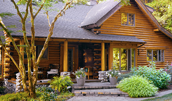 Get financing for your vatation home with our Cabin Vacation Loan