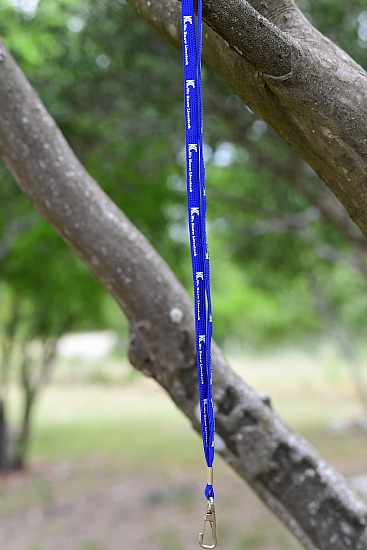 Lanyards Royal Blue, Grey Or Navy