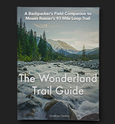 The Wonderland Trail Guide, now available on iTunes