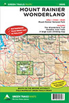 Green Trails Mount Rainier Wonderland Map 269S