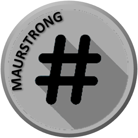 #MaurStrong