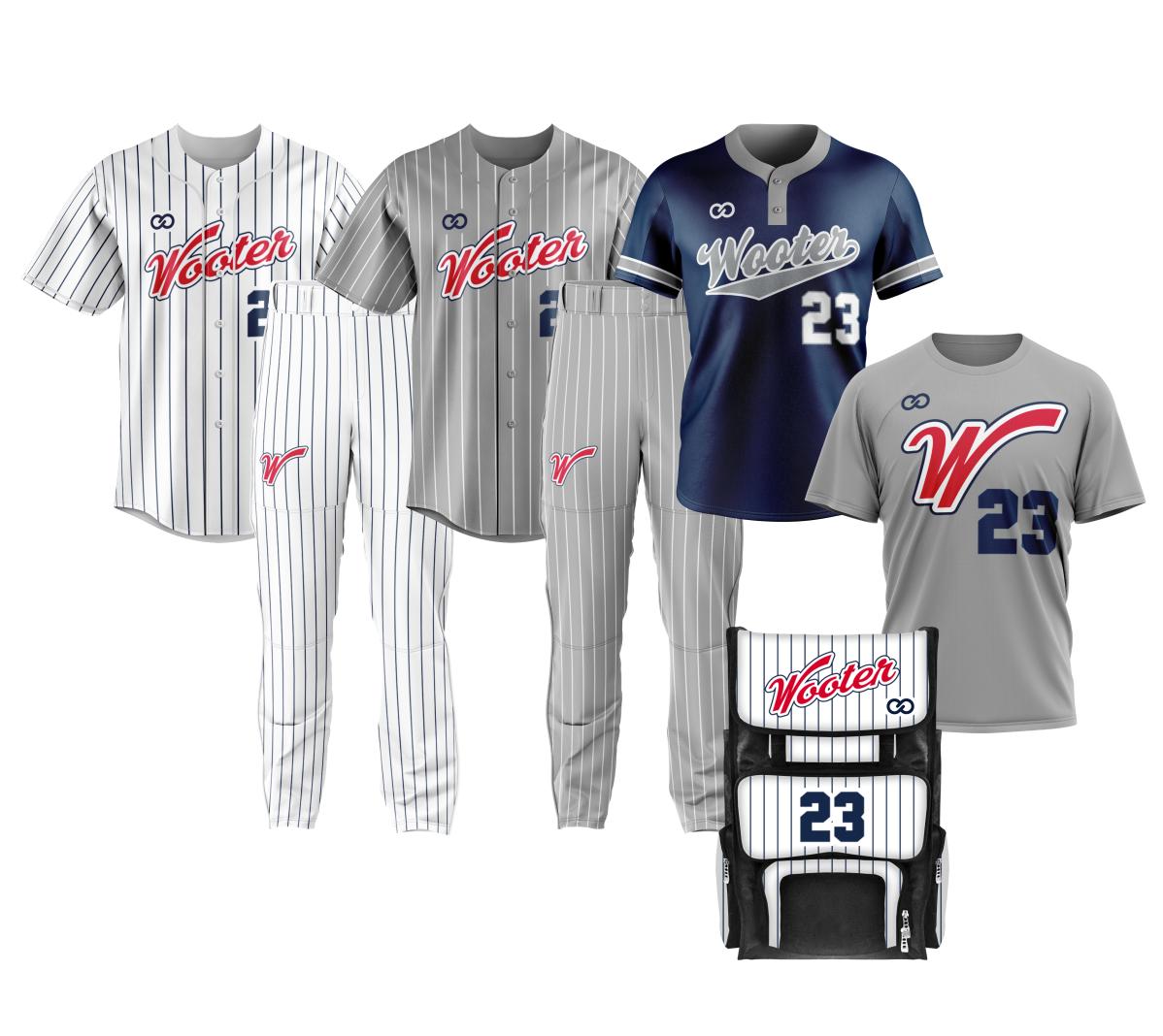 Baseball MVP Package