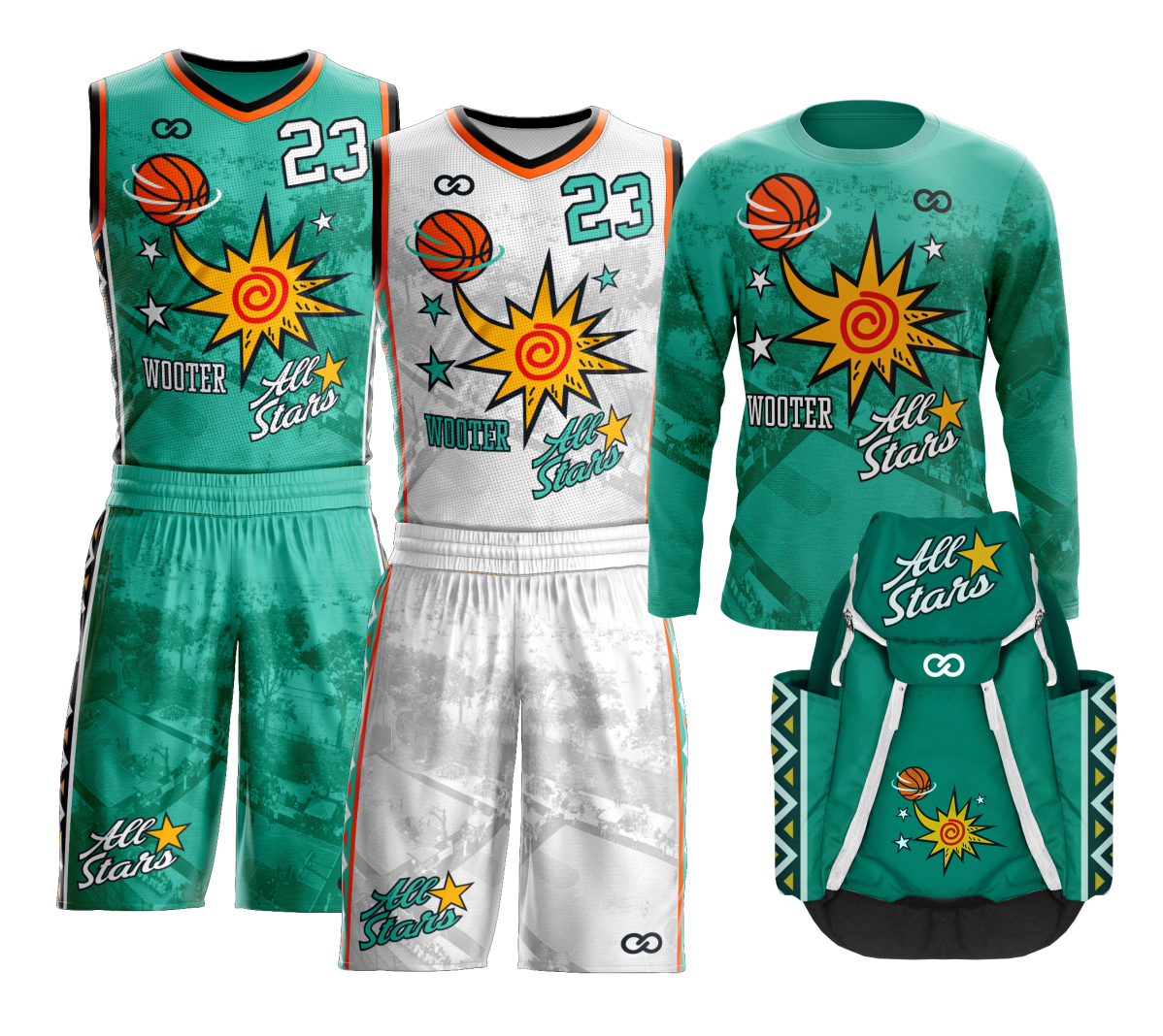 Basketball All-Star Package