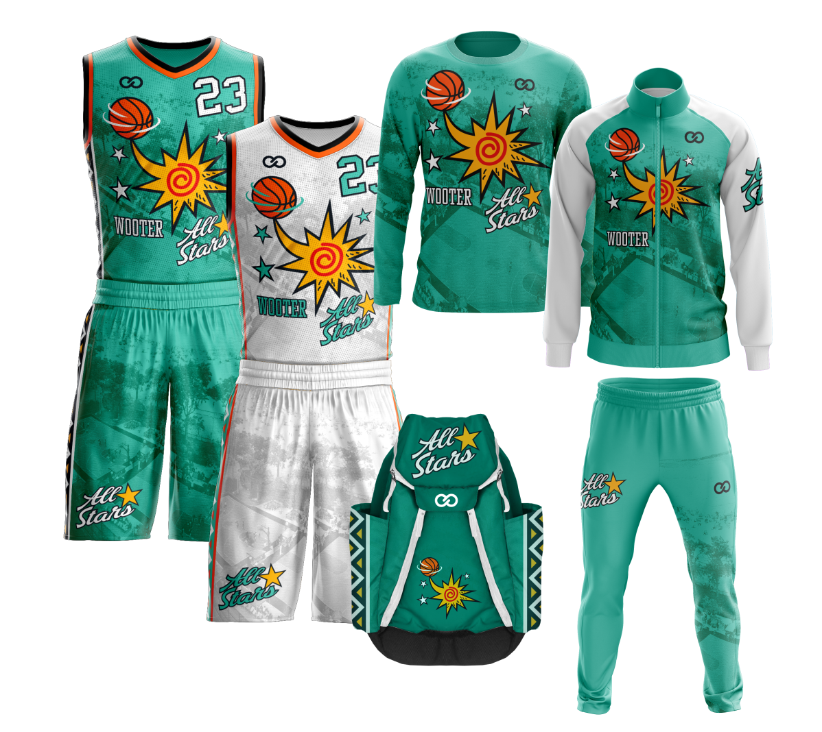 Basketball MVP Package