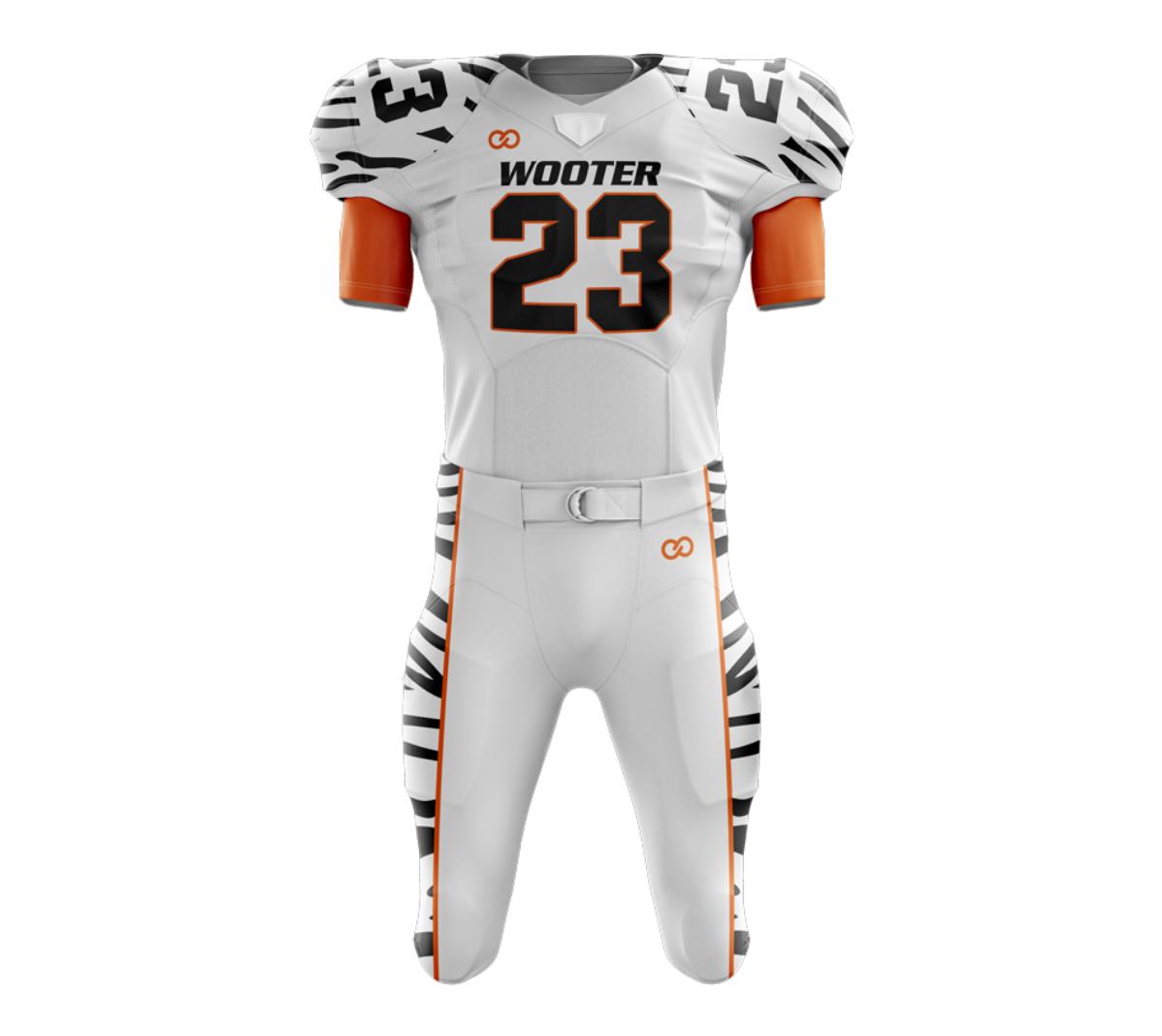 Integrated Football Uniform