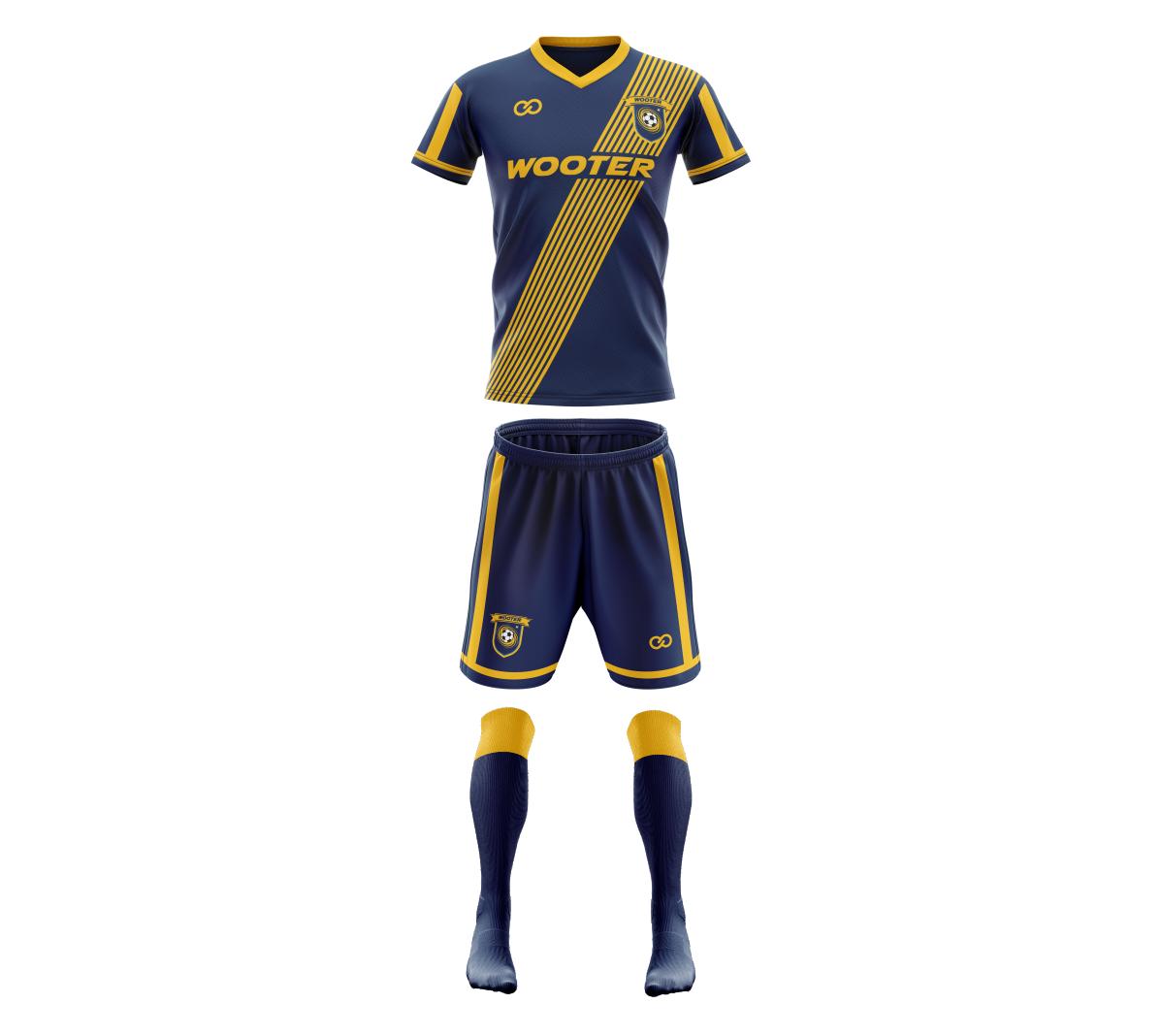 Soccer Uniform (with Socks)