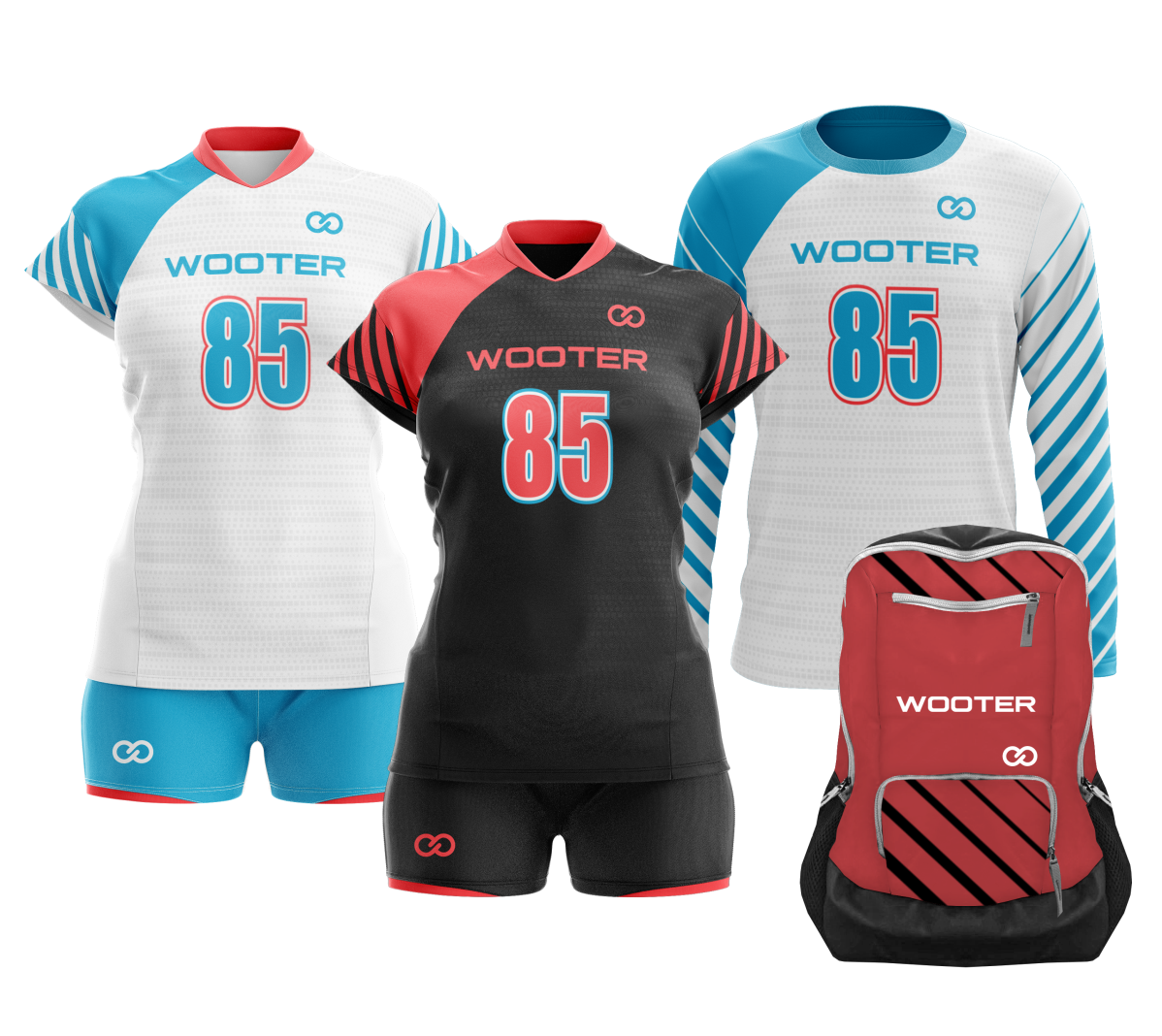 Volleyball All-Star Package
