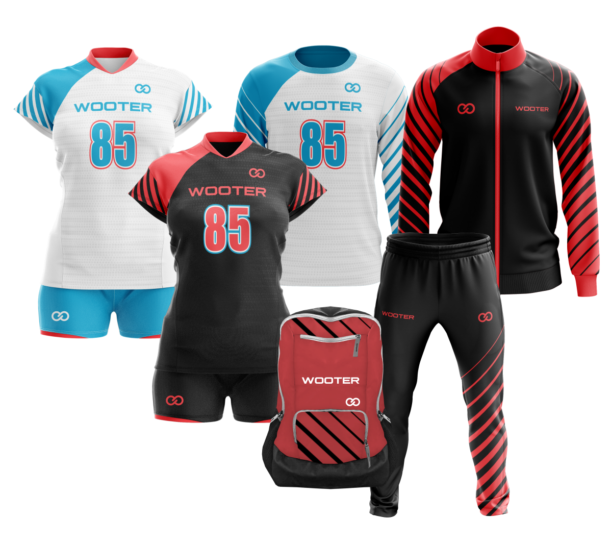 Volleyball MVP Package