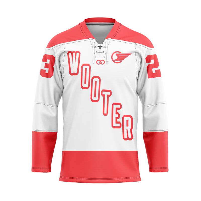 Laced Hockey Jerseys