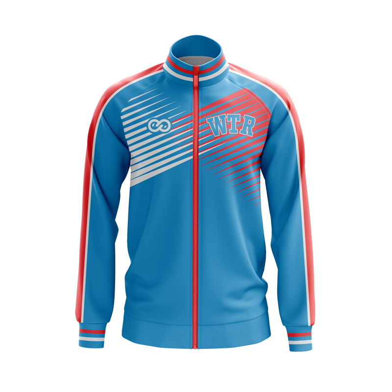 Rugby Track Jacket