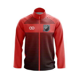 Soccer Cuffless Warmup Jackets