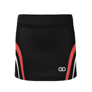Side Vent Cheerleading Skirts