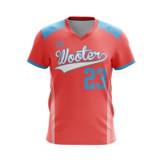 Baseball V-Neck T-Shirts