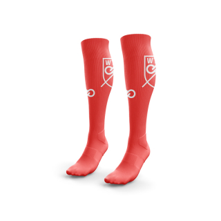 Knitted Knee-High Socks