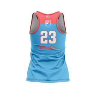 Racerback Basketball Jerseys