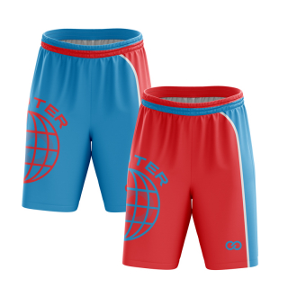Reversible Lacrosse Shorts