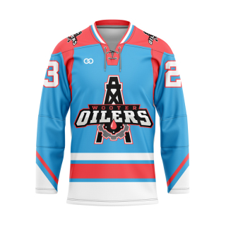 Laced Hockey Goalie Jerseys
