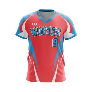 Lightweight V-Neck Baseball Jerseys