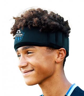 GameBreaker-AURA Soccer Headband (Add Custom Logo)