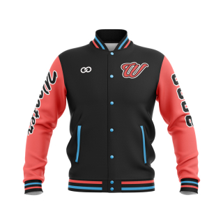 Flag Football Varsity Jackets