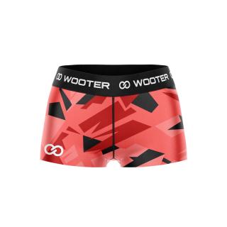 Flag Football Women's 3.5 Compression Shorts