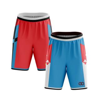 Reversible Basketball Shorts