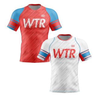 Reversible Flag Football Compression Shirt