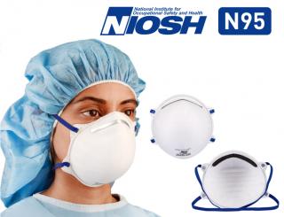 Harley L288 N95 NIOSH Face Masks