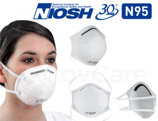 3Q NIOSH N95 Face Masks