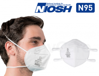 Dasheng DTC3X NIOSH N95 Face Masks