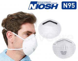 GIKO 1200H NIOSH N95 Face Masks