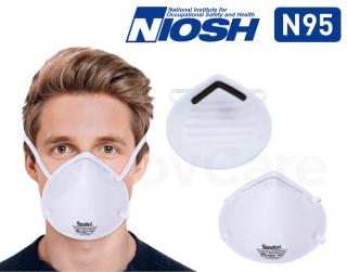 Benehal Sanical NIOSH N95 Face Masks