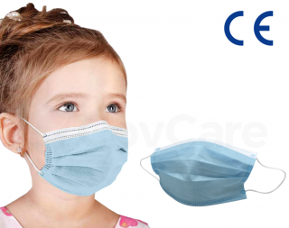Disposable Kids 3-Ply Surgical Civil Face Mask (Level 1)