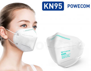 POWECOM KN95 FDA Face Masks