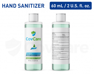 CovCare Hand Sanitizer 60ml