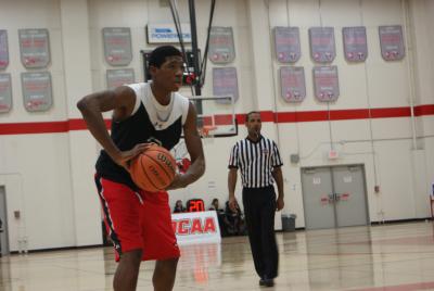 2011 - Athlete's Institute -Shaquille Keith