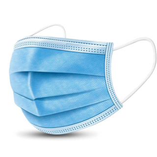 Disposable 3-Ply Medical Face Masks